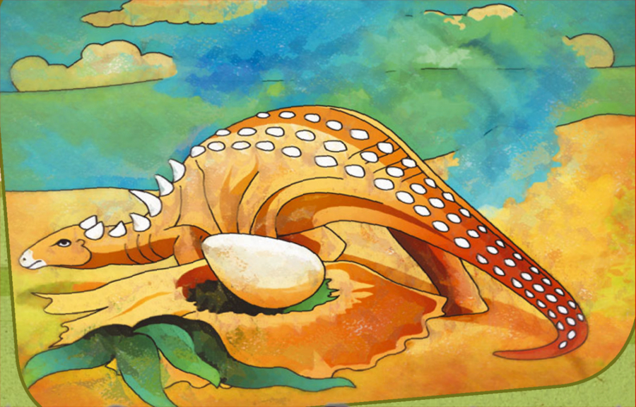 Образ жизни анкилозавра