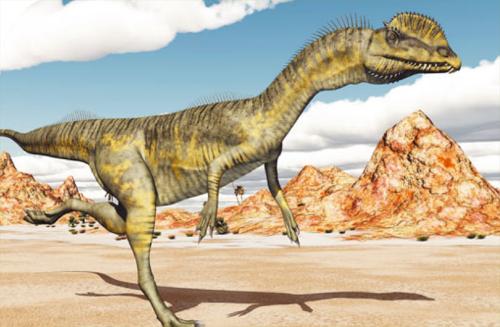 Дилофозавр: стремительный охотник