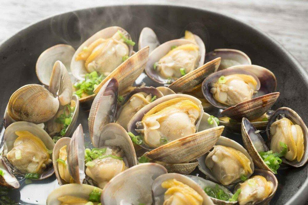 Отравление моллюсками